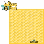 Buggin' Out: Busy Bee 2 Piece Laser Die Cut Kit