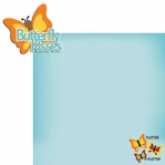 Buggin' Out: Butterfly Kisses 2 Piece Laser Die Cut Kit