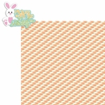Bunny Time: Picture With The Easter Bunny 2 Piece Laser Die Cut Kit