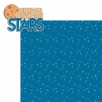 Camp Out: Sleeping under the stars 2 Piece Laser Die Cut Kit