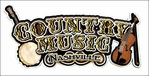 Camping & Outdoors: Country Music Laser Die Cut