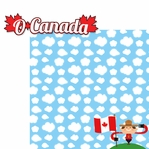 Canadian Adventure: O Canada 2 Piece Laser Die Cut Kit