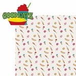 Carnival Fun: Good Eats 2 Piece Laser Die Cut Kit