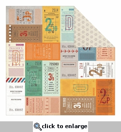 Carte Postale: Muholland Drive Double-Sided Cardstock