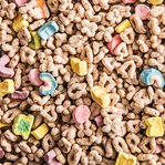 Cereal: Lucky Charms 12 x 12 Paper
