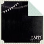 Chalk Studio: Happy Day 12 x 12 Double-Sided Paper