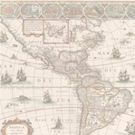 Chart A Course: The Americas 12 x 12 Paper
