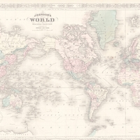 Chart A Course: World Traveler 12 x 12 Paper