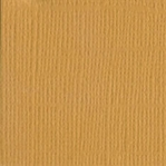 Cheddar Canvas 12 X 12 Bazzill Cardstock (Orange)