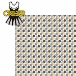 Cheer: Uniform 2 piece Laser Die Cut