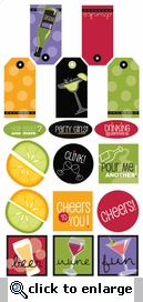 Cheers: Elements Cutouts