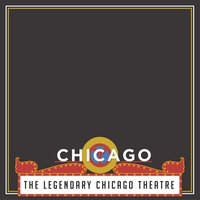 Chicago: Chicago Theatre 12 x 12 Paper