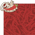 Chili Cookoff 2 Piece Laser Die Cut Kit