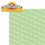 ChiTown: Chicago 2 Piece Laser Die Cut Kit