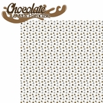 Chocolate World: Chocolate Lover's 2 Piece Laser Die Cut Kit