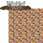 Chocolate World: World Of Chocolate 2 Piece Laser Die Cut Kit