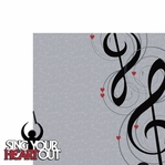 Chorus: Sing 2 Piece Laser Die Cut Kit