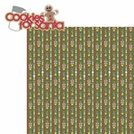 Christmas Cheer: Cookies For Santa 2 Piece Laser Die Cut Kit