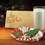 Christmas Fun: Cookies for Santa 12 x 12 Paper