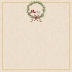 Christmas Joy:  First Christmas 12 x 12 Paper