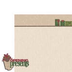 Christmas Joy: Open Presents  2 Piece Laser Die Cut Kit