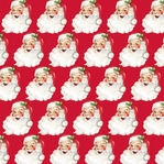 Christmas Kitsch: Santa 12 x 12 Single-Sided Cardstock
