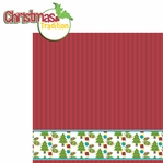 Christmas Memories: Christmas Traditions 2 Piece Laser Die Cut Kit