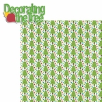 Christmas Memories: Decorating the Tree 2 Piece Laser Die Cut Kit