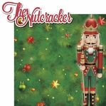 Christmas Time: The Nutcracker 2 Piece Laser Die Cut Kit