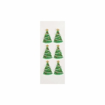 Christmas Trees Mini Stickers