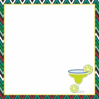 Cinco De Mayo: Cinco De Drinko 12 x 12 Paper