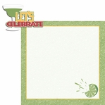 Cinco De Mayo: Let's Celebrate 2 Piece Laser Die Cut Kit