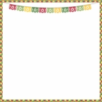 Cinco De Mayo:  Life Is a Fiesta 12 x 12 Paper