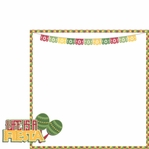 Cinco De Mayo: Life Is a Fiesta 2 Piece Laser Die Cut Kit