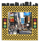 City Elements Photo Frame Laser Die Cut
