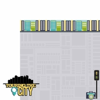 City: Touring 2 Piece Laser Die Cut Kit