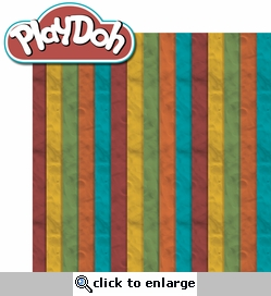 Classic Toys 2: Playdoh 2 Piece Laser Die Cut Kit