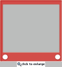 Classic Toys: EtchASketch 12 x 12 Paper