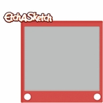 Classic Toys: EtchASketch 2 Piece Laser Die Cut Kit
