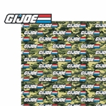 Classic Toys: GI Joe 2 Piece Laser Die Cut Kit