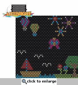 Classic Toys: LiteBright 2 Piece Laser Die Cut Kit