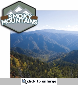 Climb Every Mountain: Smoky Mountains 2 Piece Laser Die Cut Kit