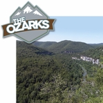 Climb Every Mountain: The Ozarks 2 Piece Laser Die Cut Kit