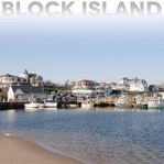 Coastal Destinations: Block Island 12 x 12 Paper
