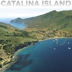 Coastal Destinations: Catalina Island 12 x 12 Paper