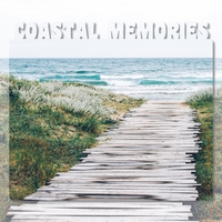 Coastal  Memories 3D 2 Piece Laser Die Cut Kit