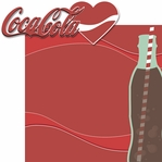 CocaCola: Always 2 Piece Laser Die Cut Kit