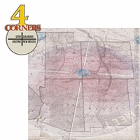 Colorado: 4 Corners 2 Piece Laser Die Cut Kit