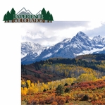 Colorado: Experience It 2 Piece Laser Die Cut Kit