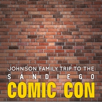 Comic Con: Custom SD Comic Con 12 x 12 Paper